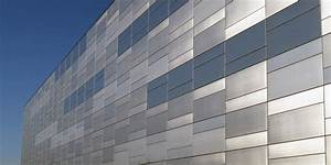 Found somewhere on google images... Metal facade panels in ...
