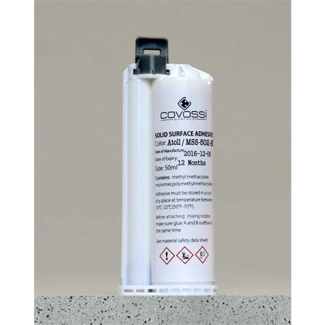 Corian Adhesive Atoll Solid Surface Adhesive And Filler Cov502 Sm The