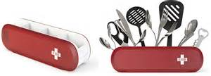 swiss army kitchen knives list o 10 cool swiss army knives you t seen in stores lop lists o plenty