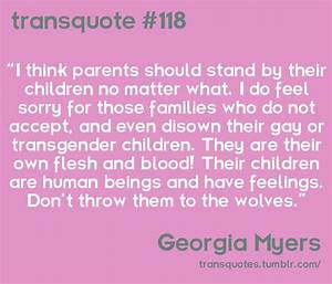 transgender quotes - Google Search | Transgender Support ...