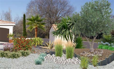 faire un jardin autour d une piscine planter les abords d