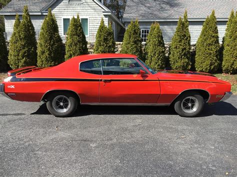 Buick Gsx For Sale by 1971 Buick Gsx For Sale Classiccars Cc 772745
