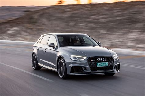 Audi Rs3 by Road Test Audi Rs3 Sportback Parkers