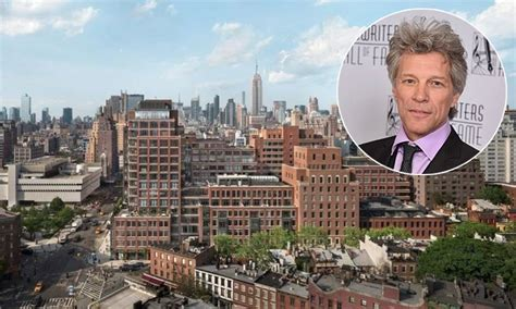 Jon Bon Jovi Has Bought Gbpmillion New York Home