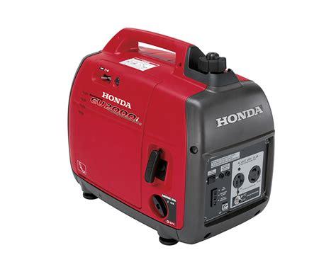 American Honda Recalls Portable Generators Due To Fire And