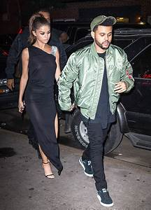 Selena Gomez's Nipples On Date With The Weeknd — PICS ...