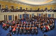 United States Senate chamber - Wikipedia