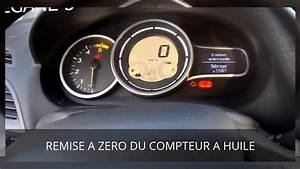 Remise A Zero Vidange Clio 3 : remise z ro megane 3 apr s vidange megane 3 youtube ~ Gottalentnigeria.com Avis de Voitures