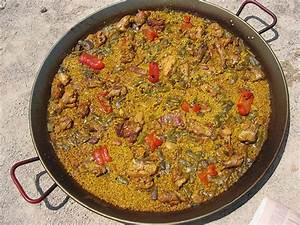 Paella Alicantina  Spanish Recipe