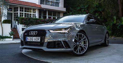 2016 Audi Rs6 Avant Performance Review