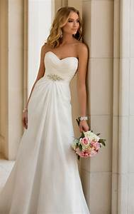 beautiful simple country wedding dresses cherry marry With country dresses for weddings