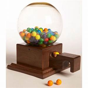 Gumball Dispenser Wooden Designs Pictures to Pin on