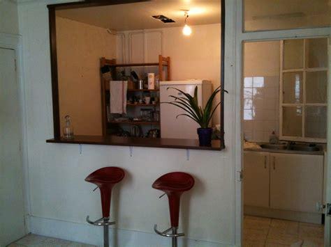 finition cuisine separation cuisine salon vitree maison design bahbe com