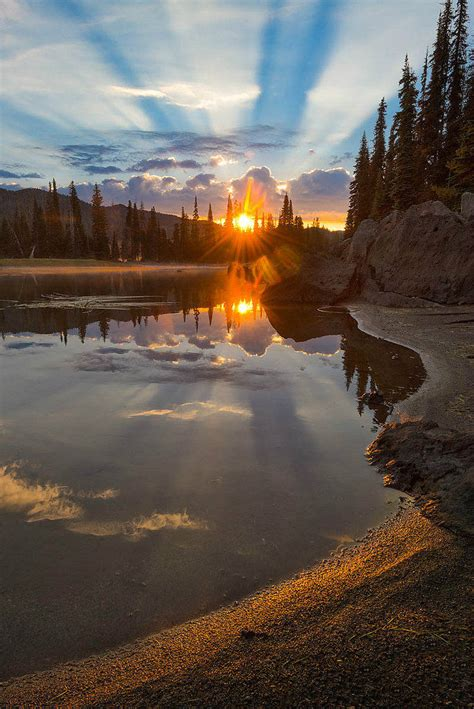 Sun Rising From Mid West Pictures, Photos, and Images for ...