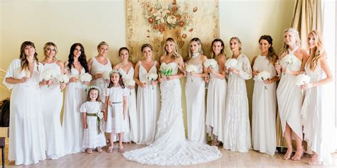 The Best Bridesmaid's Dress Trends Right Now