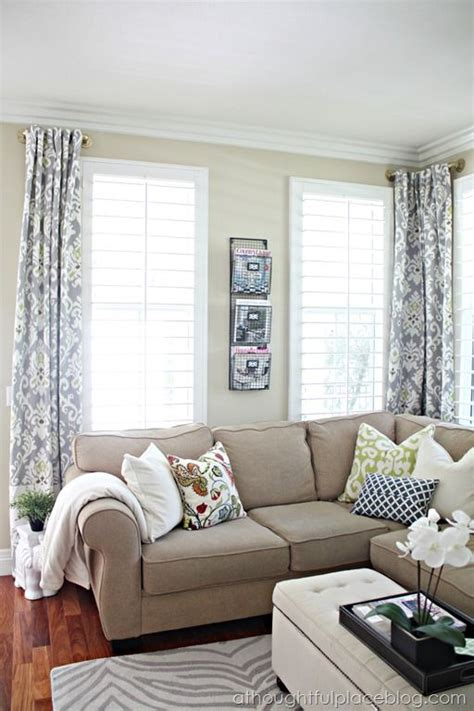 25 best ideas about curtain rods on
