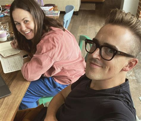 Tom Fletcher warns I'm A Celebrity wife Giovanna 'gets ...