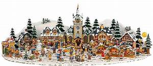Village De Noel Miniature : decoration de noel enfant village de noel miniature hubrig fabricant klaus boutik ~ Teatrodelosmanantiales.com Idées de Décoration