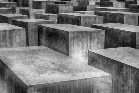 picture concrete blocks empty square grave