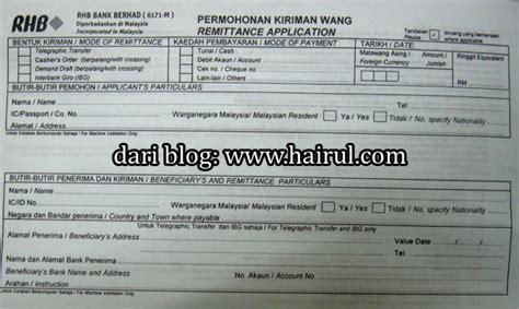 maybank telegraphic transfer form download cara pembayaran dan kiriman wang ke luar negara
