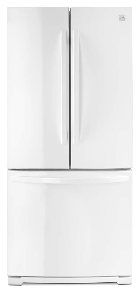 Kenmore 73002 19.5 cu. ft. Bottom Freezer Refrigerator