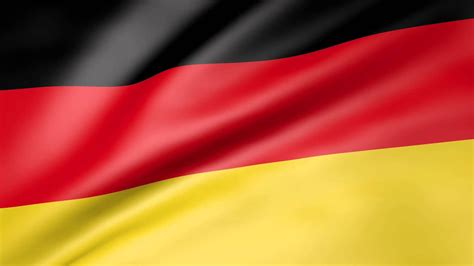 Animated Flag Of Germany
