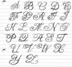 Fancy Lettering By Artitek | Free Images at Clker.com ...