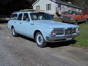 1965 Plymouth Valiant Surf Wagon For Sale In Hillsdale