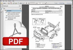 2013 2014 2015 Mitsubishi Mirage Service Repair Fsm Manual