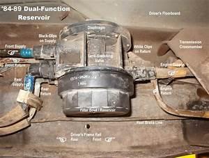 1989 Ford F250 Duel Tank Problem
