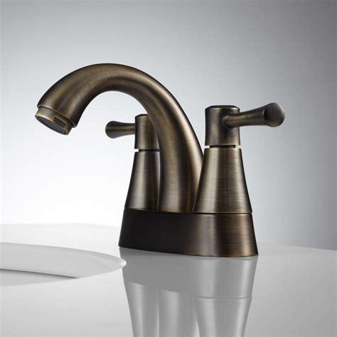 antique kitchen sink faucets antique brass bathroom faucets centerset 4103