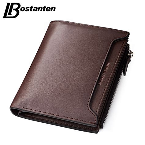 designer mens wallets bostanten 2017 cheap designer wallets coin zipper