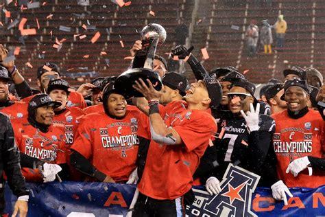 College Football Playoff snubs: Cincinnati, San Jose State ...