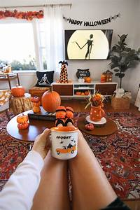 My, Halloween, Living, Room, Decor