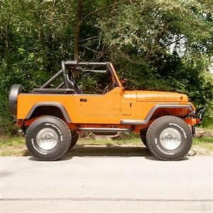 1987 Jeep Wrangler Laredo 4x4 4 2l I6 12v Manual 4wd