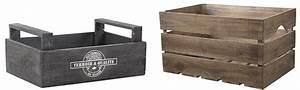 Caisse Bois Rangement : 1000 fa ons d utiliser une caisse rangement en bois jardindeco blogjardindeco blog ~ Teatrodelosmanantiales.com Idées de Décoration
