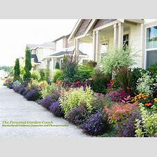 Gardens Entry Gardens On Pinterest  Front Yards