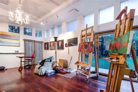 furniture for artists studio design san francisco bay area artist studio eclectic living
