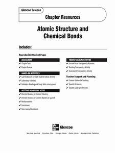 Atomic Structure  U0026 Chemical Bonds
