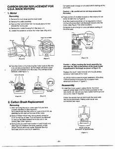 Panasonic Vacuum Cleaner Parts