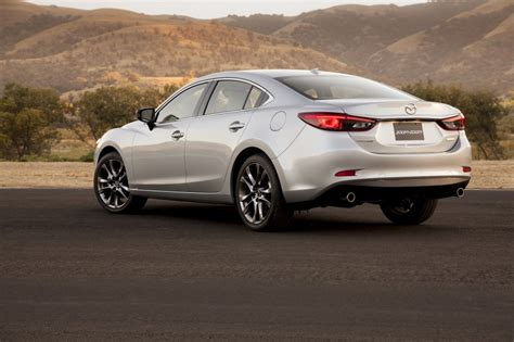 mazda car sales 2016 2016 mazda 6 and cx 5 receive some updates