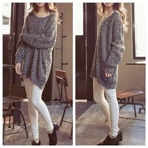 Sweater: on point clothing, oversized, oversized sweater ...