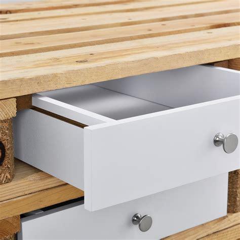 Schubladen Für Europaletten by En Casa Schublade F 252 R Europaletten Regal Kommode