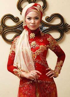 tata rias busana pengantin berjilbab images kebaya wedding dresses hijab bride