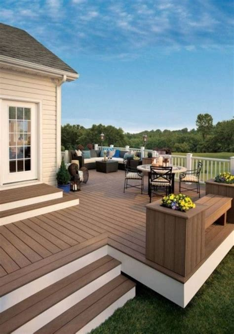7 deck design ideas