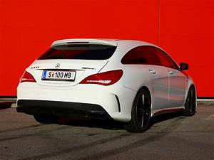 Mercedes Cla Break : mercedes cla 45 amg 4matic shooting brake testbericht ~ Melissatoandfro.com Idées de Décoration