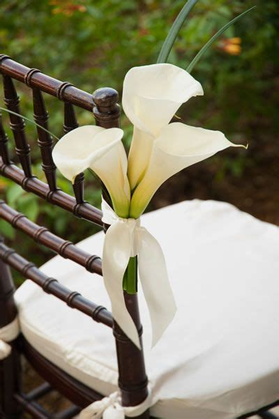ideas  calla lily wedding  pinterest
