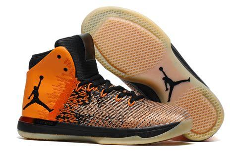 Nike Air Jordan Xxxi 31 Men Basketball Shoes Black