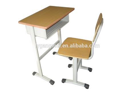 foldable and portable study table and chair set furniture