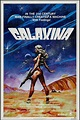 MOVIE POSTER - Galaxina | Movie posters, Horror movie ...